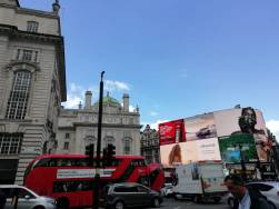 In London! - Picadilly Circus
