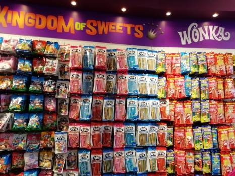 Kingdom of sweets...